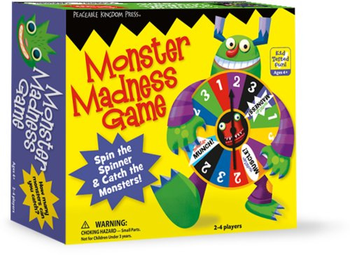 9781593954956: Monster Madness Game