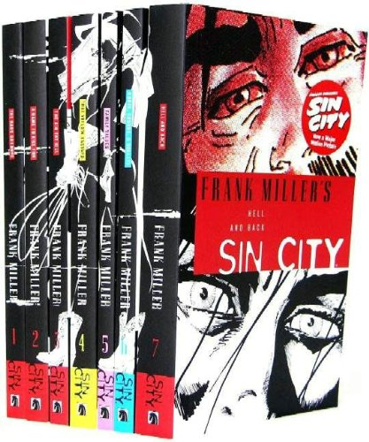 9781593963149: Frank Miller Complete Sin City Amazon