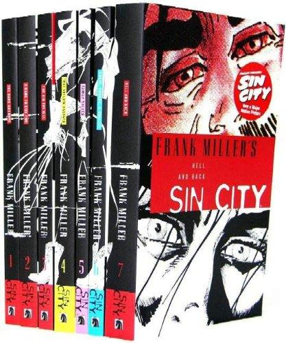 9781593963149: Frank Miller Complete Sin City Amazon