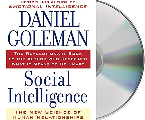 Social Intelligence: The New Science of Human Relationships: Goleman, Daniel/ Coleman, Daniel (...