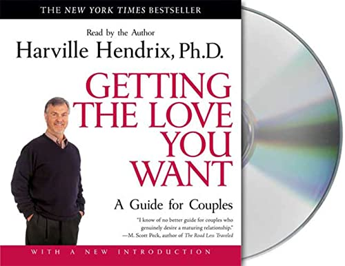 9781593974473: Getting the Love You Want: A Guide for Couples