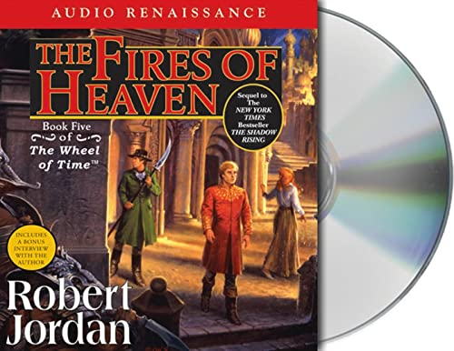 9781593976064: The Fires of Heaven: Book Five of 'The Wheel of Time'