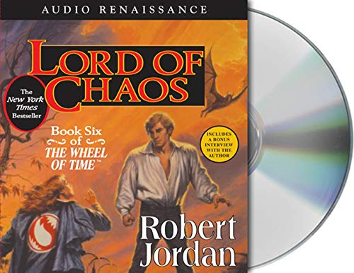 Lord of Chaos Format: AudioCD: Robert Jordan: Read by Kate Reading and Michael Kramer