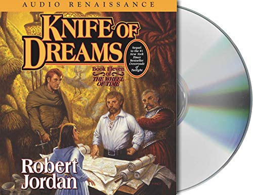 9781593977658: Knife of Dreams (The Wheel of Time, Book 11)