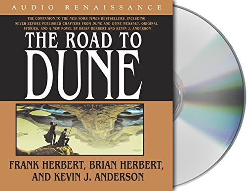 The Road to Dune - Unabridged Audio Book on CD