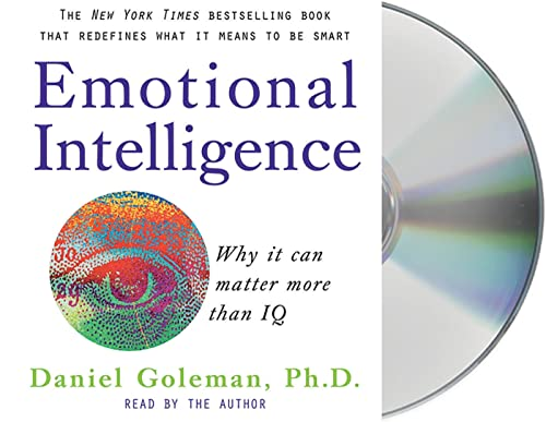 Emotional Intelligence: Why It Can Matter More Than IQ (Compact Disc): Daniel P. Goleman