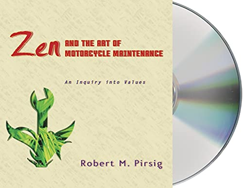9781593979829: Zen and the Art of Motorcycle Maintenance: An Inquiry Into Values