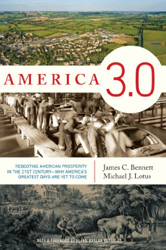 9781594036439: America 3.0: Rebooting American Prosperity in the 21st Century—Why America's Greatest Days Are Yet to Come