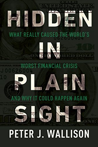 9781594037702: Hidden in Plain Sight: What Really Caused the World's Worst Financial Crisis and Why It Could Happen Again