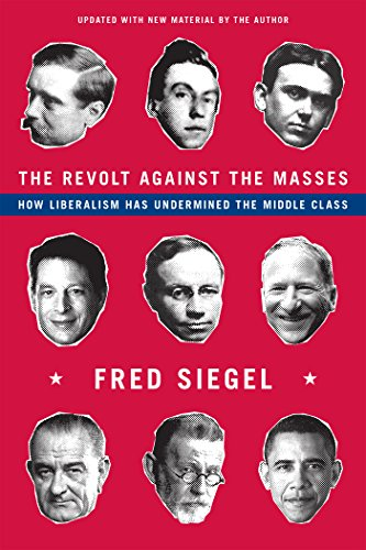 9781594037955: The Revolt Against the Masses: How Liberalism Has Undermined the Middle Class