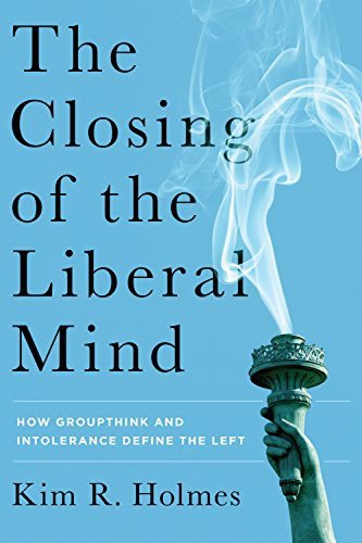 9781594038518: The Closing of the Liberal Mind: How Groupthink and Intolerance Define the Left