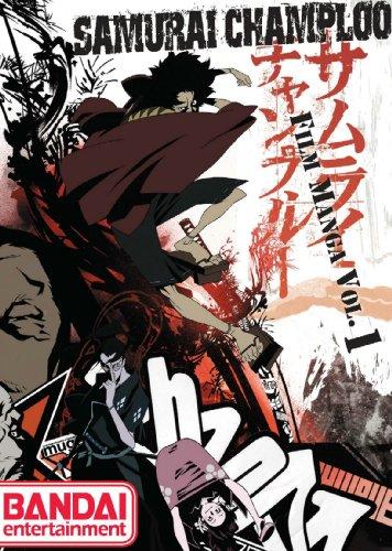 9781594095238: Samurai Champloo Film Manga Volume 1: v. 1