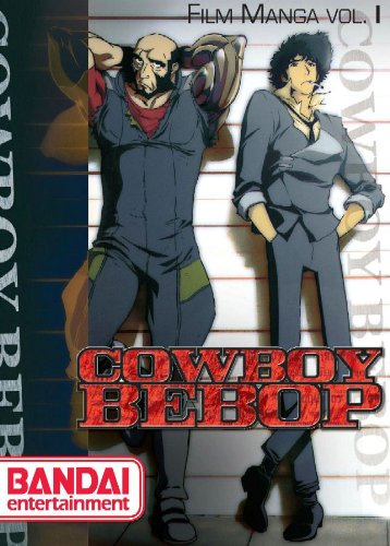 9781594095320: Cowboy Bebop Film Manga Volume 1: v. 1
