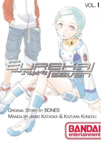 Eureka Seven: Volume 1[ EUREKA SEVEN: VOLUME 1 ] by Kataoka, Jinsei (Author) Apr-01-06[ Paperback ]...