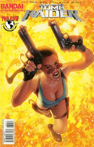 Tomb Raider Tankobon Volume 4 (v. 4): Park, Andy