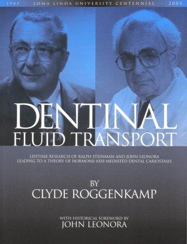 Dentinal Fluid Transport: Clyde Roggenkamp, Clyde Roggenkamp (Editor)