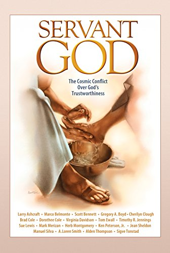 9781594100239: Servant God: The Cosmic Conflict Over God's Trustworthiness