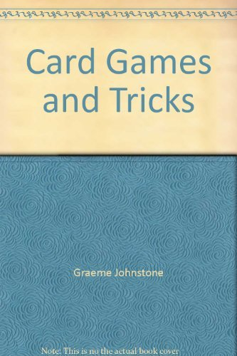 9781594120442: Card Games and Tricks