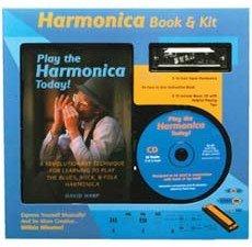 9781594120855: Harmonica Book & Kit