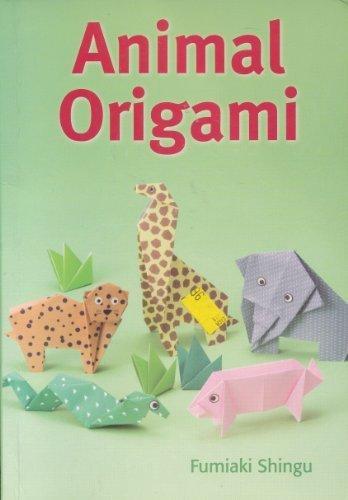 9781594121500: Animal Origami