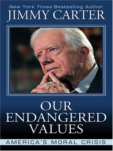 9781594131585: Our Endangered Values: America's Moral Crisis