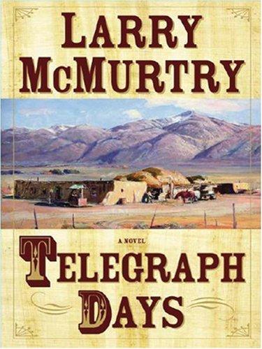9781594132100: Telegraph Days (Thorndike Paperback Bestsellers)