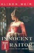 9781594132414: Innocent Traitor: A Novel of Lady Jane Grey
