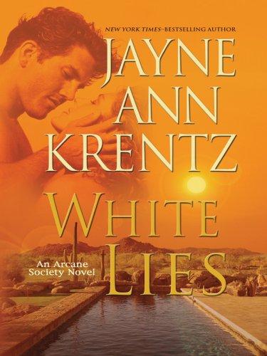 9781594132445: White Lies (The Arcane Society, Book 2)
