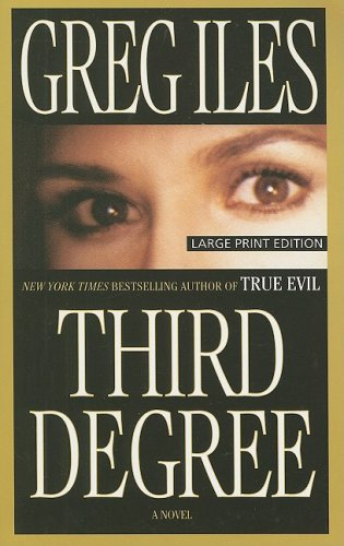 9781594132889: Third Degree (Large Print Press)
