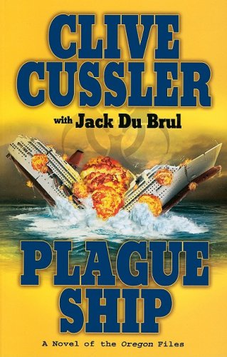 9781594133107: Plague Ship (Oregon Files)