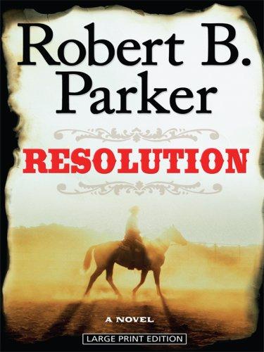 9781594133121: Resolution (Wheeler Publishing Large Print)