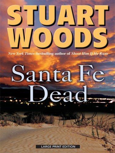 9781594133268: Santa Fe Dead (Thorndike Paperback Bestsellers)