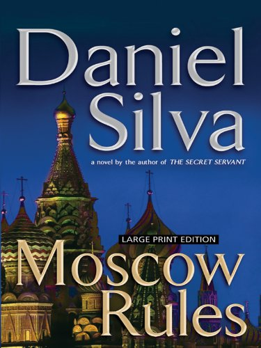 9781594133367: Moscow Rules (Large Print Press)