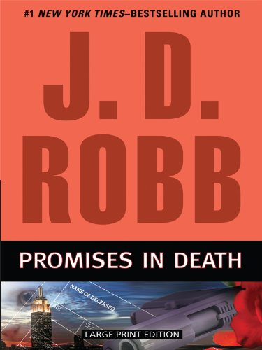 9781594133381: Promises In Death (Large Print Press)