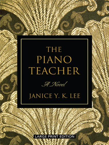 9781594133589: The Piano Teacher (Thorndike Paperback Bestsellers)