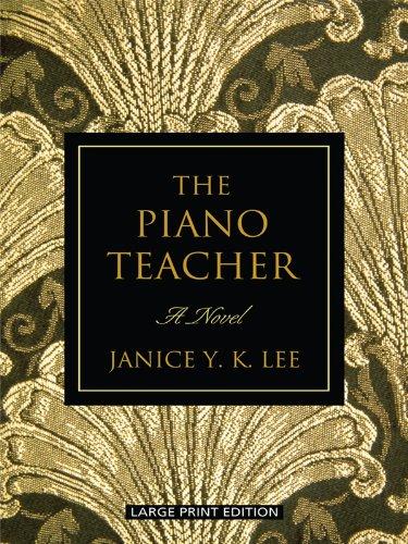 9781594133589: The Piano Teacher (Thorndike Paperback Bestsellers)