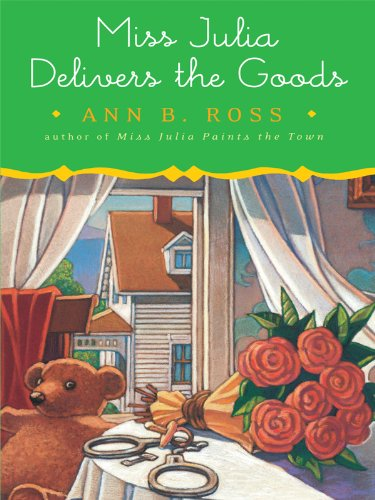 9781594133732: Miss Julia Delivers the Goods (Thorndike Press Large Print Core)