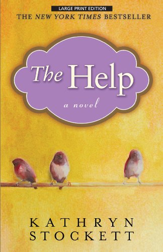 9781594133886: The Help (Large Print Press)