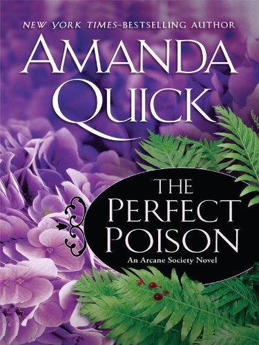 9781594133893: The Perfect Poison (Arcane Society)