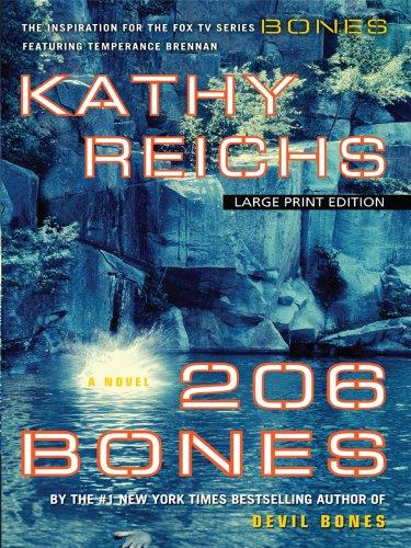 9781594134005: 206 Bones (Thorndike Paperback Bestsellers)