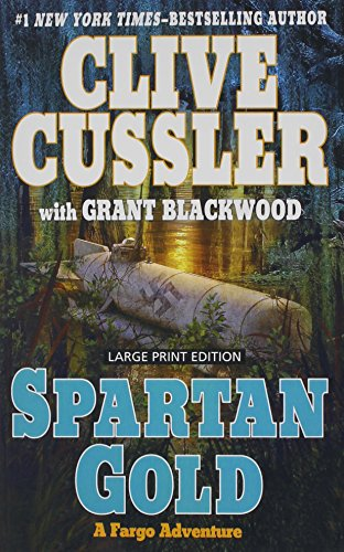 9781594134104: Spartan Gold (Fargo Adventures)