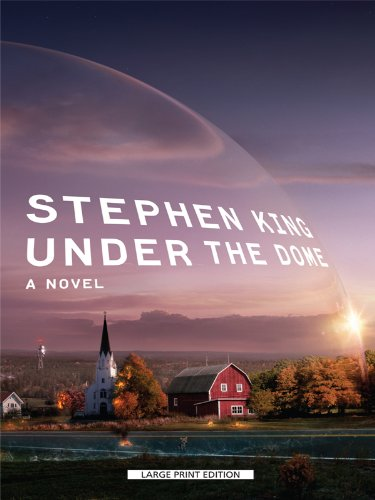Under the Dome (1594134170) by Stephen King