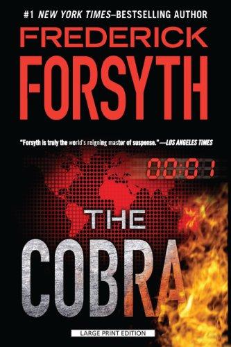 9781594134340: The Cobra (Thorndike Core)