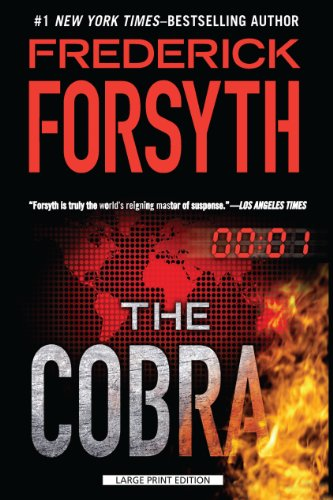 9781594134340: The Cobra (Thorndike Core)