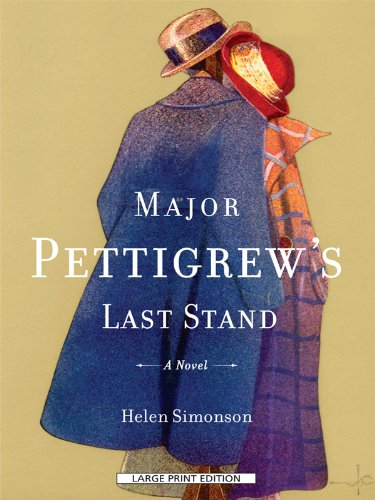 Major Pettigrew's Last Stand (Thorndike Press Large Print Reviewers Choice): Simonson, Helen