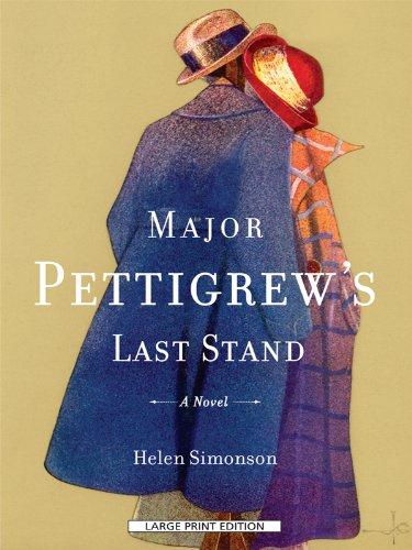 9781594134449: Major Pettigrews Last Stand (Thorndike Press Large Print Reviewers Choice)