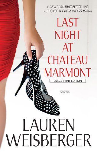 9781594134463: Last Night at Chateau Marmont (Wheeler Publishing Large Print Hardcover)