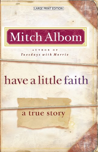 9781594134630: Have a Little Faith: A True Story