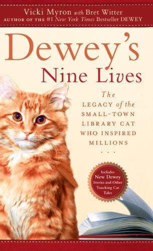 9781594134722: Deweys Nine Lives