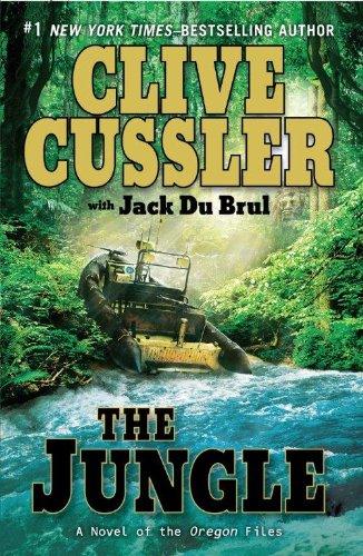 9781594135156: The Jungle (A Novel of the Oregon Files)